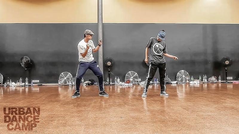 Happy - C2C Keone Mariel Madrid Choreography 310XT Films URBAN DANCE CAMP