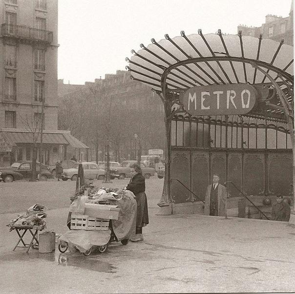 oger-Viollet. Ретро фотографии с видами Парижа