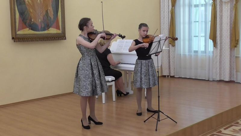 М.Таривердиев Ноктюрн Бутенко Вера и Варя