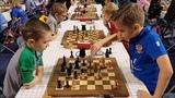 Kolesov vs Cherniaiev (YO 8) World Rapid Round 5