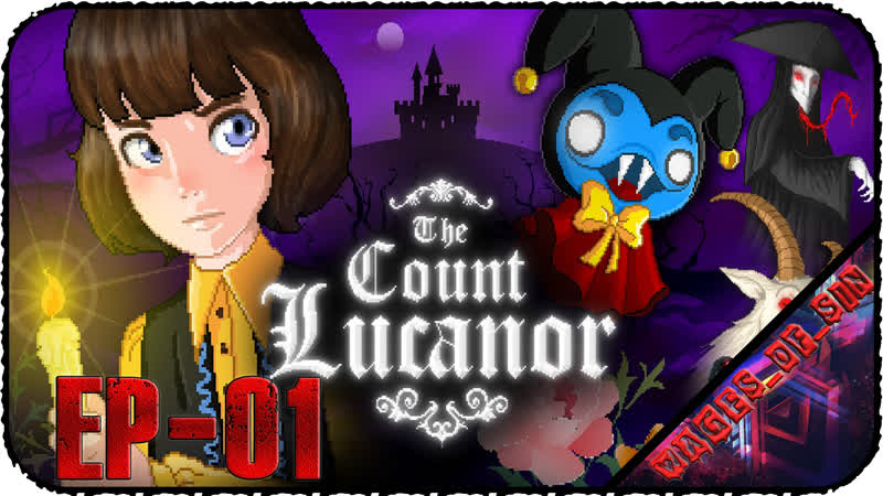 The Count Lucanor [EP-01] - Стрим - 10 лет, пора приключений