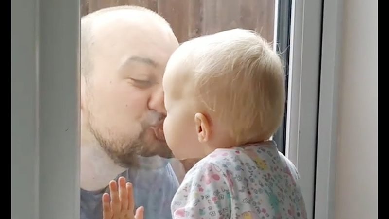 Awesome Baby And Daddy Play Together - Funny Baby And Daddy Compilation