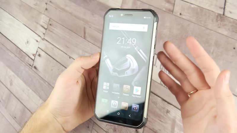 Blackview BV9600 Pro, или ТОП-1 смартфон с защищённым корпусом!