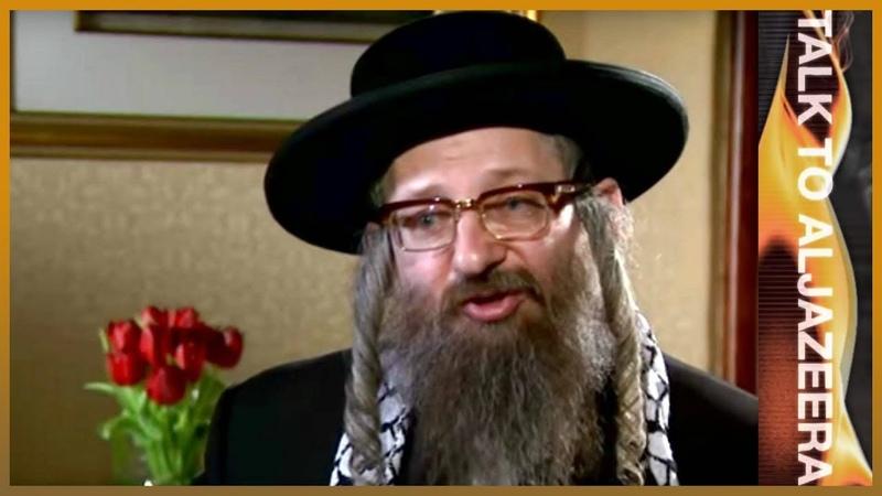 Rabbi Dovid Weiss: Zionism has created 'rivers of blood' | Talk to Al Jazeera