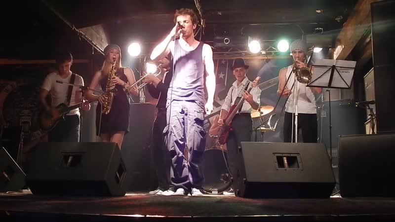 Концерт в СПБ 2013 Пулемёт