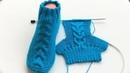 Saç örgü patik çorap modeli bay bayan çorap yapımı patik nasıl yapılır