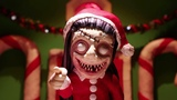 Trent Shy - Christmas Horror Claymation (from Alan Robert The Beauty of Horror Ghosts of Christmas Coloring Book)
