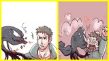 Venom Funny Comics AVENOM