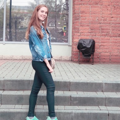 Оксана Дурягина