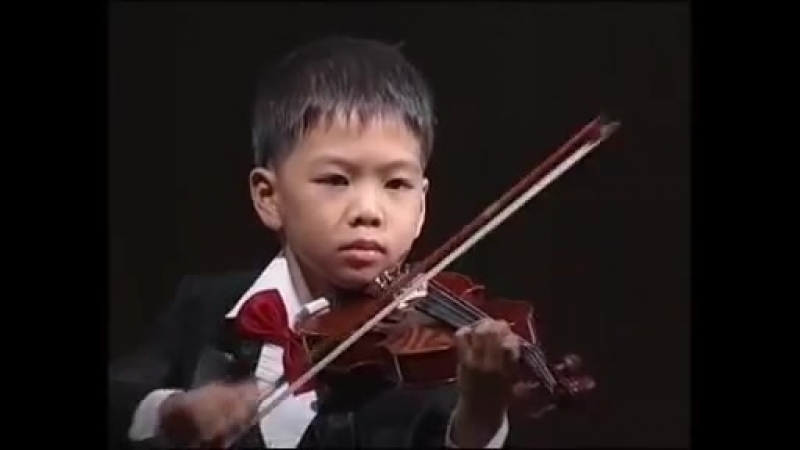 Dhanat 7 Years Old Multi-Talented Kid Played Elves Dance by E. Jenkinson