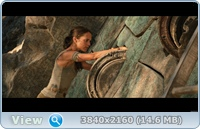 Tomb Raider: Лара Крофт / Tomb Raider (2018) | UltraHD 4K 2160p