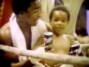 Sugar Ray Leonard & son (7Up commercial) 1980s