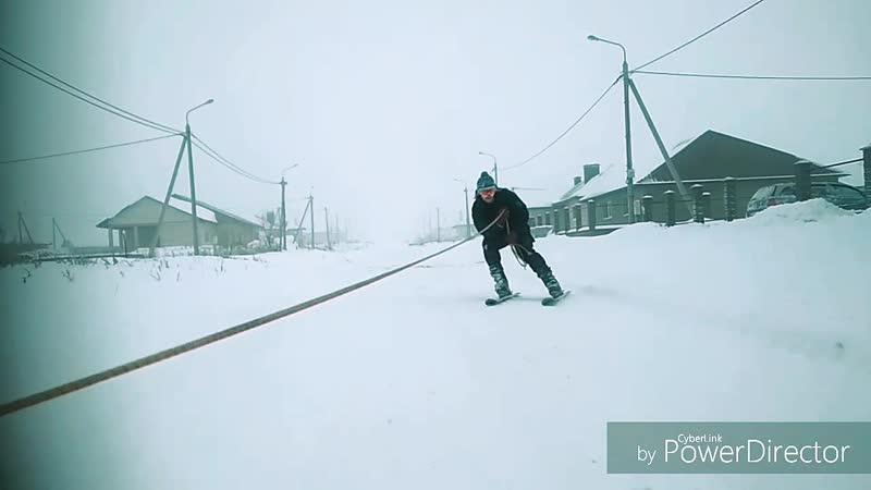 Зимние развлекухи