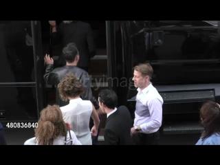 Робин Лорд Тейлор и Камрен Бикондова встречают фанатов на Комик-Коне в Сан-Диего (11.07.2015)
