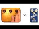 Klon Centaur vs Greer Amps Lightspeed Organic Overdrive