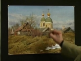2 Сергей Андрияка. Храм в Йошкар Оле