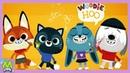 WoodieHoo Brushing Teeth/Чистим Зубки Друзьям-Животным.Смешная Детская Игра как Мультик