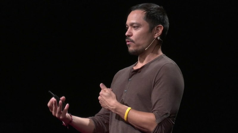 Why I stopped pursuing enlightenment | Ricardo Palomeres | TEDxChathamKent
