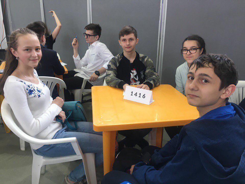 Школьники из Лианозова приняли участие в Московской математической регате