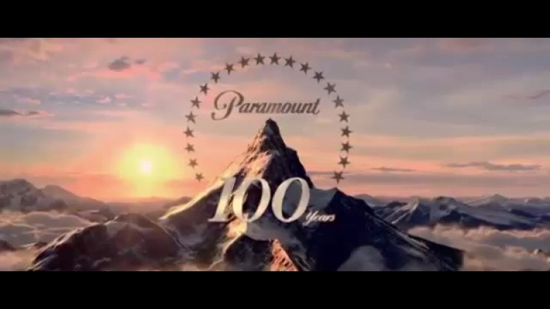 Paramount 100 years logo Double Pitched