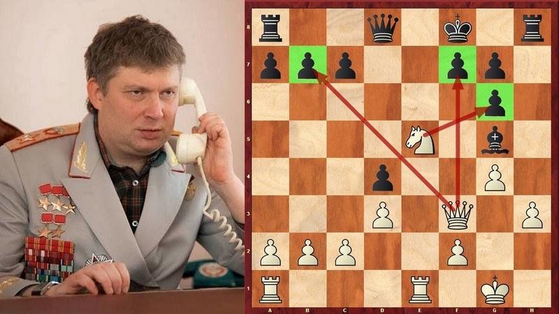 Шахматы Гроссмейстер Алексей Широв Вызываю огонь на себя