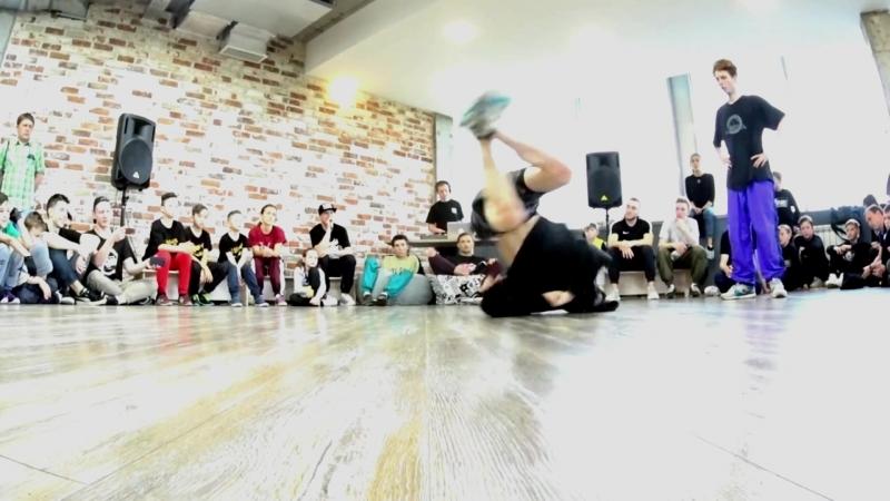 Break Dance | Брейк Данс | Амир Ягафаров | Студия Танцев GRANDES | Казань