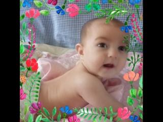 моя маленькая доча