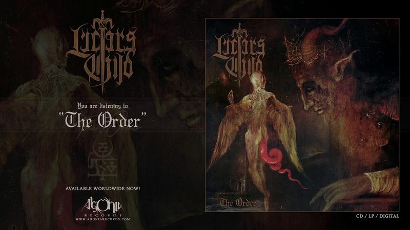 LUCIFER'S CHILD The Order Official Album Stream