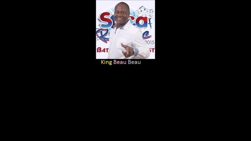 Sint Maarten Singer- King Beau Beau- Unknown Song