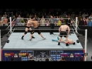 Alex and Skullson vs Odor and O`Leary Extreme Rules Tornado Tag WWE 2K16