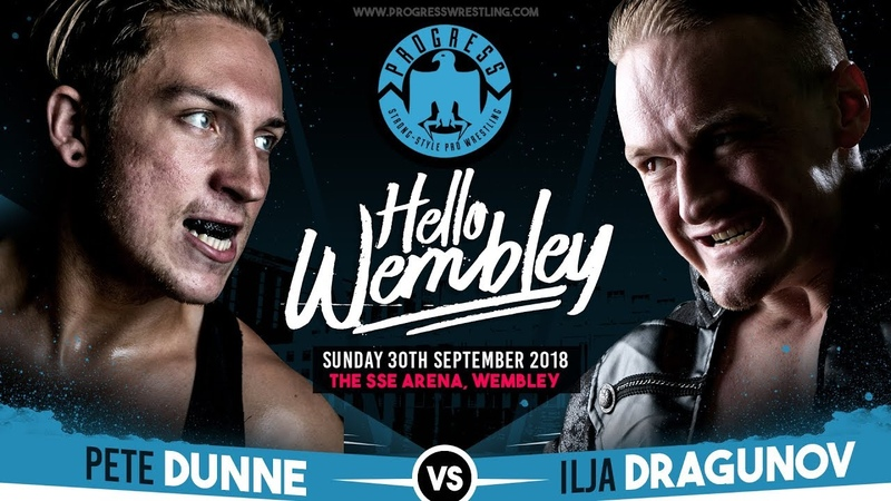 Bruiserweight vs Unbesiegbar: The biggest match in European pro wrestling comes to Wembley Arena