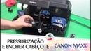 Tutorial - Pressurização e Enchimento dos Cabeçotes das Canon Maxx G3100 e Similares - SULINK