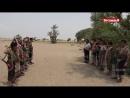 Делегация из Ибба посетила бойцов на западном побережье.
