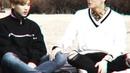 Mark's habit is touching Haechan thigh? MARKHYUCK