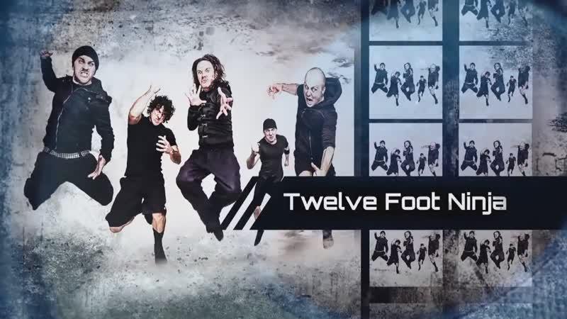 Twelve Foot Ninja — wins 2014 Revolver Golden Gods - Best New Talent