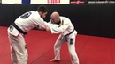 Pulling Half Guard to Sweep