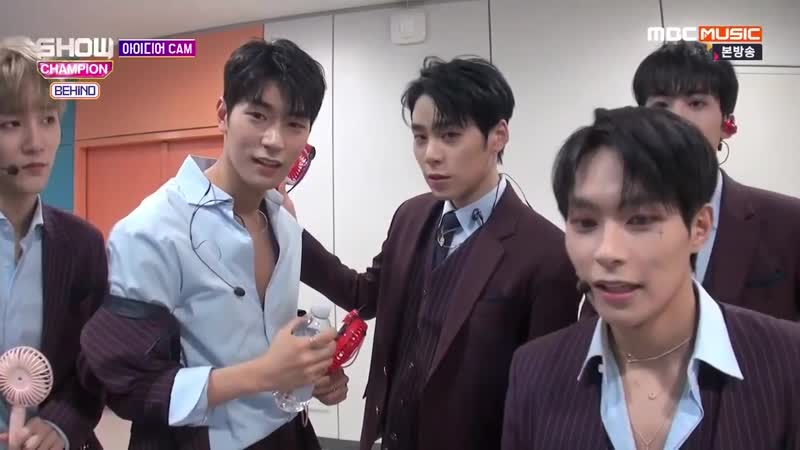 190122 SHOW CHAMPION Behind (Episode 120) (Full Cut)