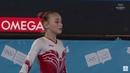 Ksenia Klimenko YOG 2018 AA Final Floor