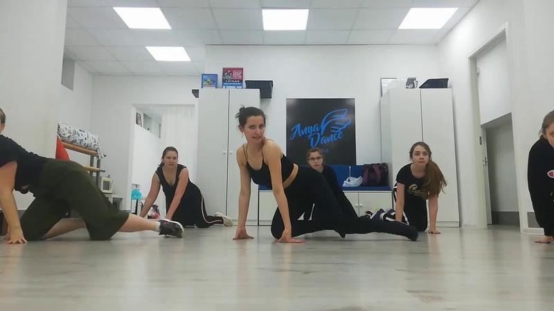 Miz Miller • Anya Dance Studio • апрель 2019