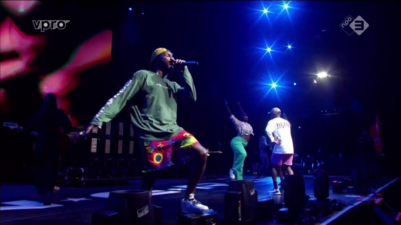 N.E.R.D. - She Wants To Move (Lowlands Festival 2018 - 2018-08-18)