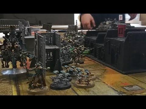 23.03 Warhammer 40000 В хобби-центре Место