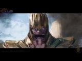 Мстители Война Бесконечности (пародия на второй трейлер) [Bazinga] by Aldo Jones