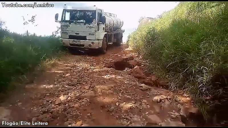 Caminhões ao Extremo 98 - ESPECIAL NA ROTA DO LEITE UND021 PRESSÃO