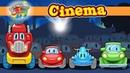 Cinema @ CARtoons for kids