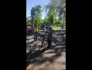Гардемарины в перед 🎉✨🎈🌈🎹🎼Выступление в парке 🌺🥀🌹🌲🌳🌴🍀🌿🌷🌼🌻.mp4