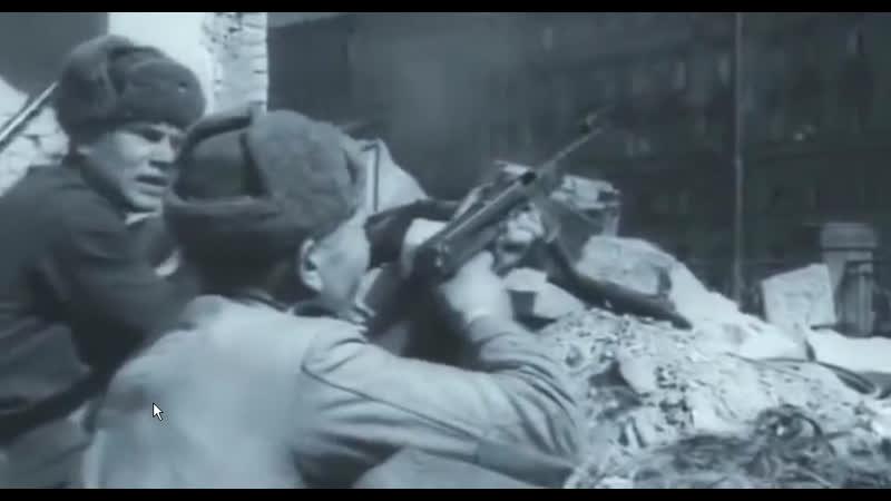 Освободители - Фильм 8. Пехота.
