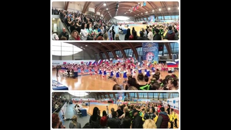 В Манеже универсального спортивного комплекса «Подмосковье» проходят традиционные соревнования Открытого кубка Московской област