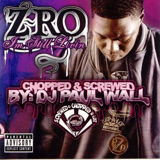 Z-Ro альбом I'm Still Livin