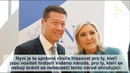 Marine Le Pen supports Tomio Okamura, President of the SPD, member of the MENF
