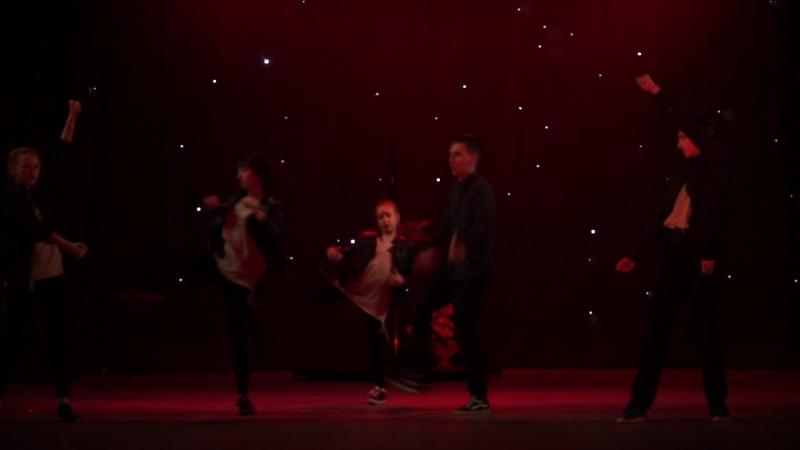 Ld уличные танцы Студия танца STAR DUST Магнитогорск